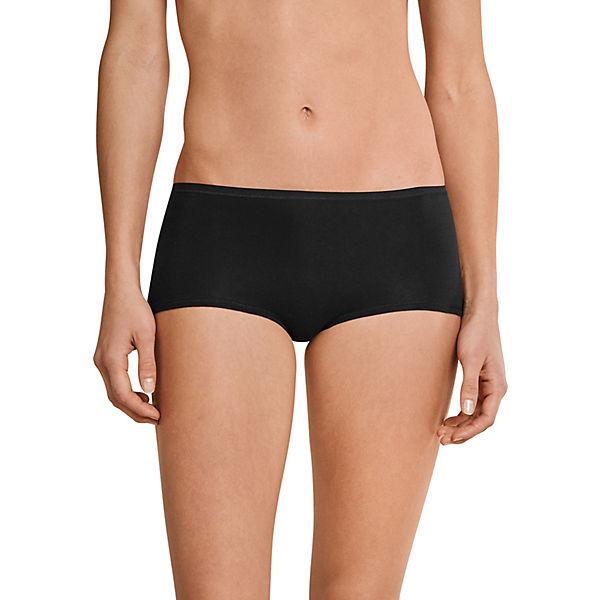 Doppelpack schwarz SCHIESSER Panties Panties SCHIESSER qq0tH