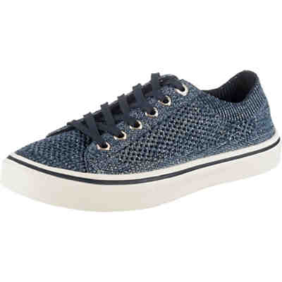 KNITTED LIGHT WEIGHT LACE UP Sneakers Low