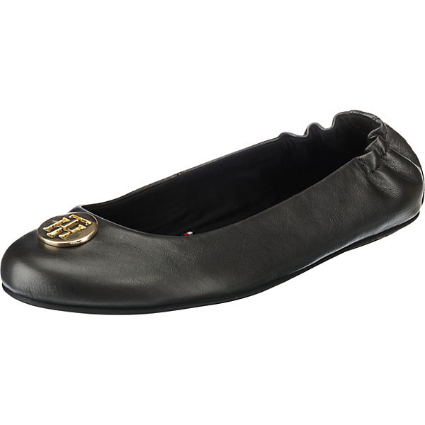PEARLIZED LEATHER BALLERINA Klassische Ballerinas