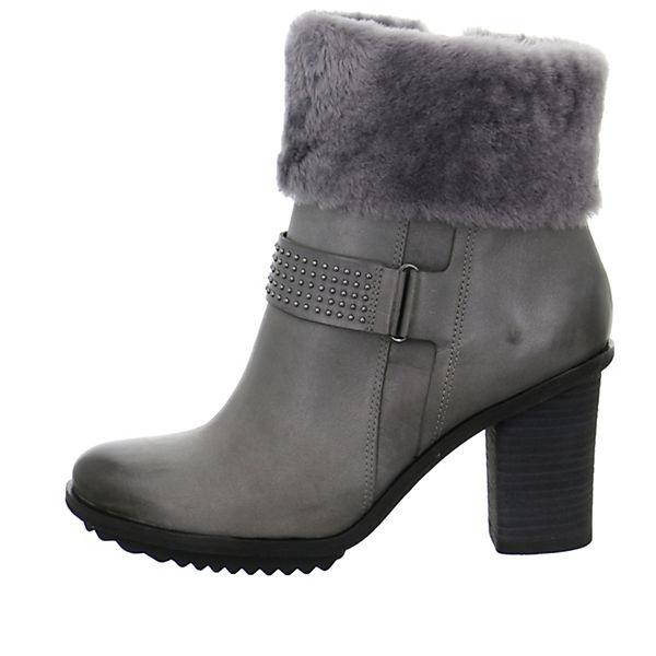 ecco, Poznan Winterstiefeletten, grau  Gute Qualität beliebte Schuhe