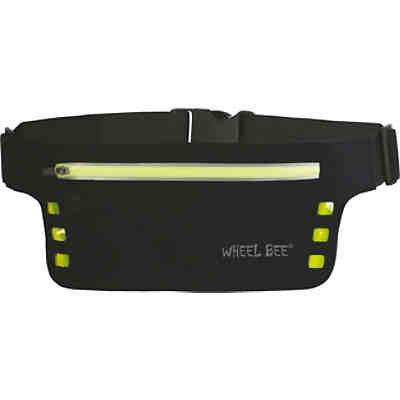 Wheel-Bee Hüfttasche Night Runner LED