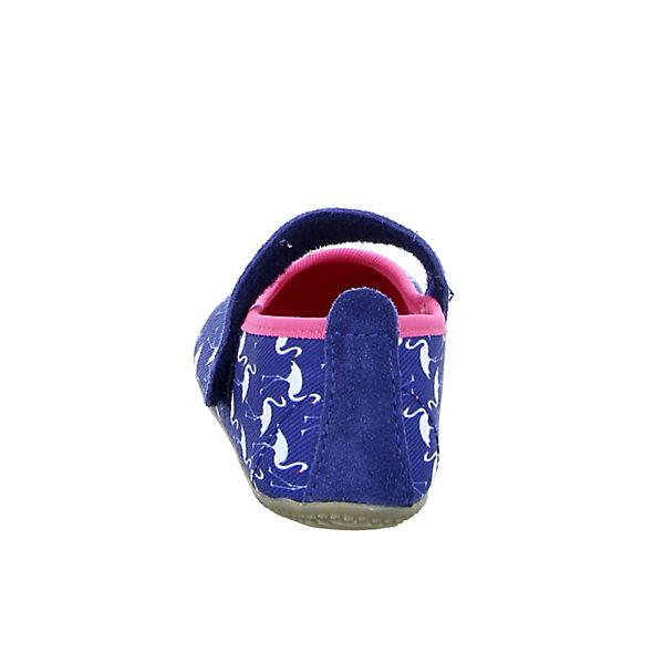 Living Kitzbühel Hausschuhe für Mädchen blau