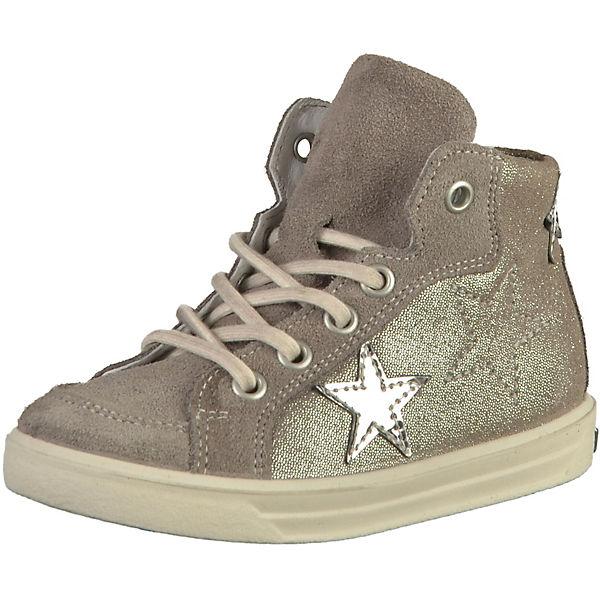 4faae05a5f1d RICOSTA, Sneakers High für Mädchen, gelb   mirapodo