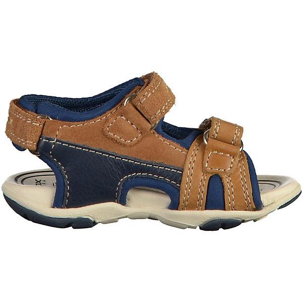 GEOX Baby Sandalen für Jungen karamel
