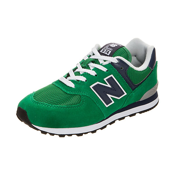 new balance Kinder Sneakers Low grün