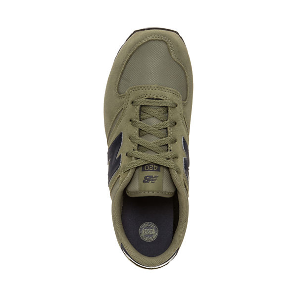 new balance Kinder Sneakers Low grün
