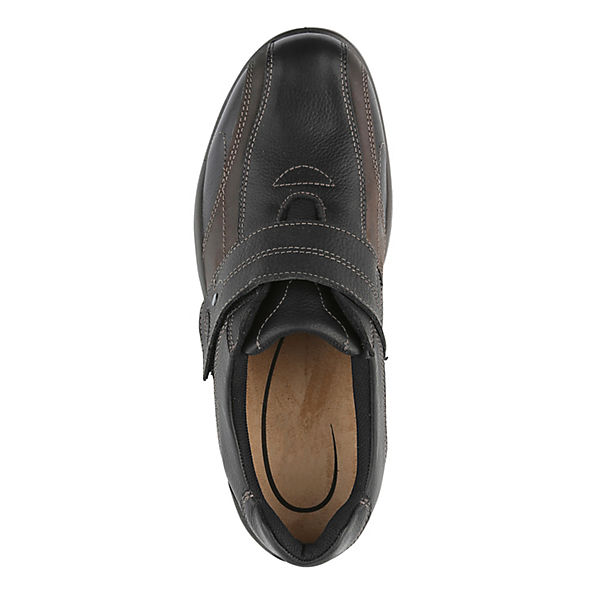 JOMOS, Halbschuhe, schwarz-kombi  Gute Qualität beliebte Schuhe