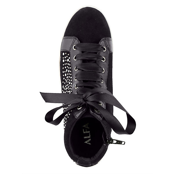 KLiNGEL, KLiNGEL, KLiNGEL, Sneakers High, schwarz  Gute Qualität beliebte Schuhe b4d6cb