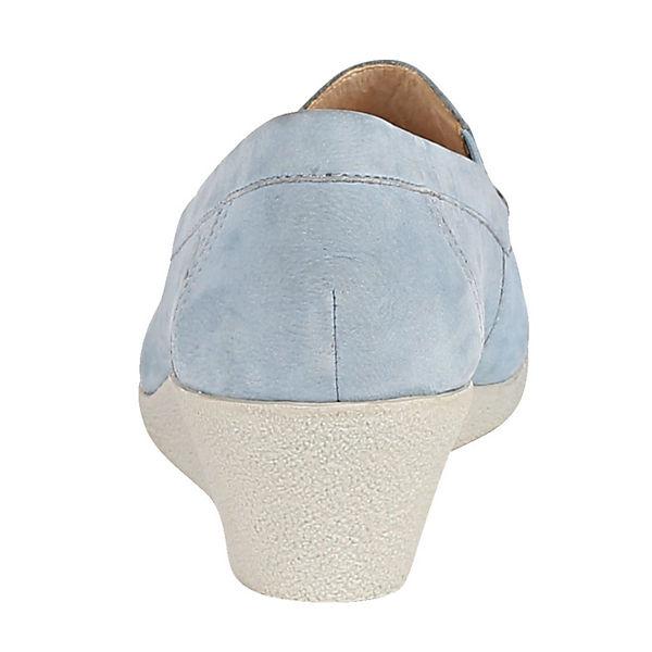 CAPRICE, Keilpumps, beliebte hellblau  Gute Qualität beliebte Keilpumps, Schuhe e8288d