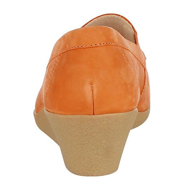 Keilpumps CAPRICE Keilpumps Keilpumps orange orange CAPRICE orange CAPRICE CAPRICE wxY0Fq1nE