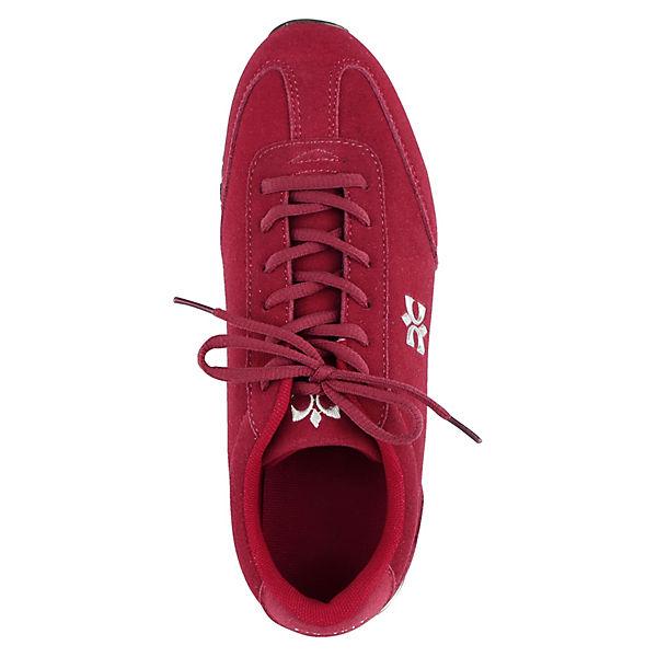 Priority, Sneakers Low, rot rot Low,   926ef0