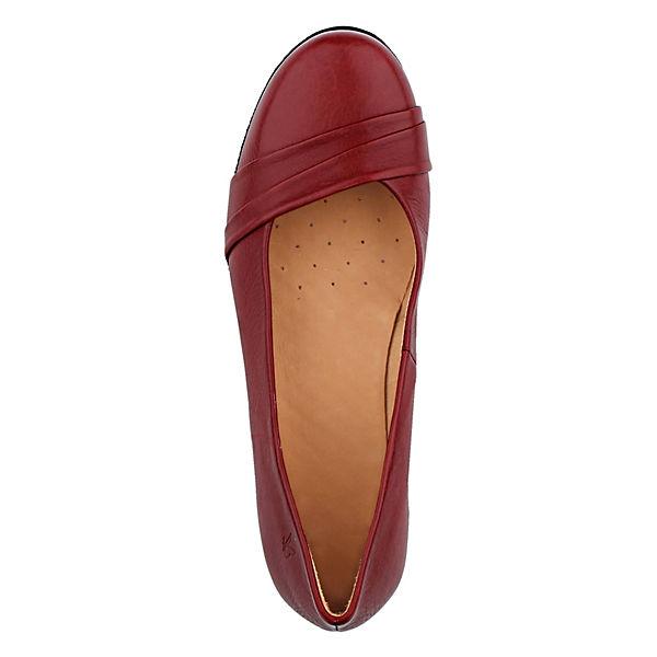 CAPRICE, Qualität Keilpumps, bordeaux  Gute Qualität CAPRICE, beliebte Schuhe d98230