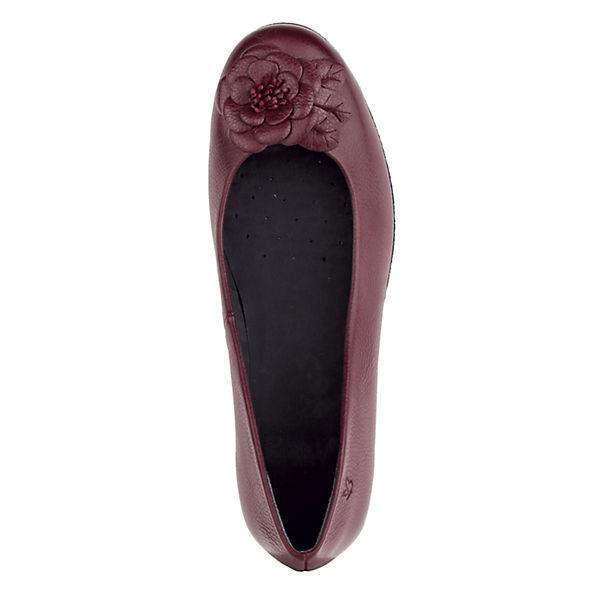 CAPRICE, Keilpumps, bordeaux Qualität  Gute Qualität bordeaux beliebte Schuhe 4cd33b
