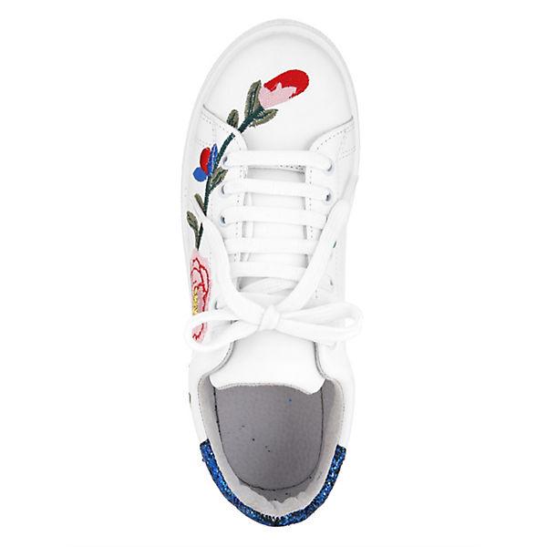KLiNGEL, Sneakers Low, weiß weiß Low,   885327
