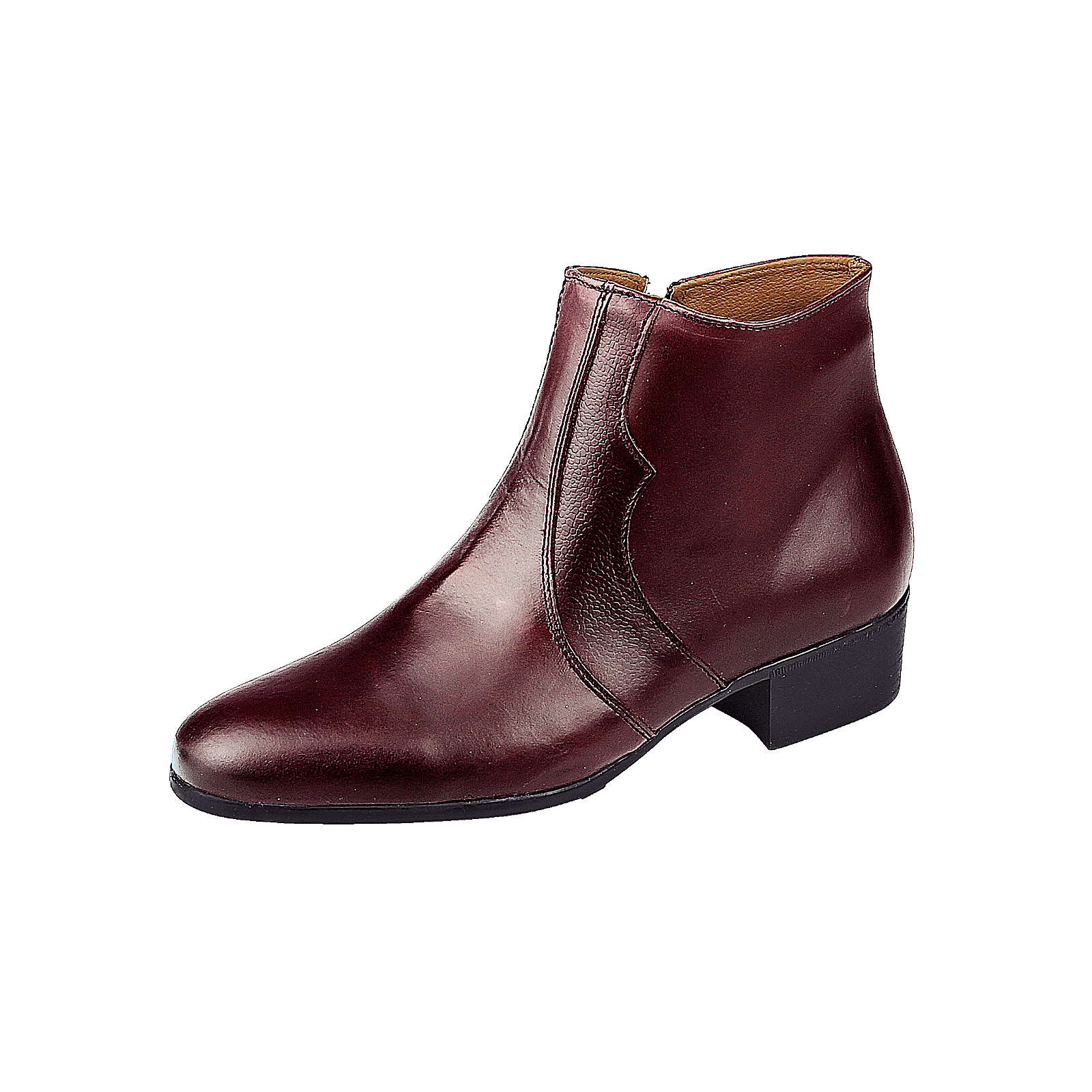 SoftWalk Stiefeletten bordeaux Herren Gr. 42