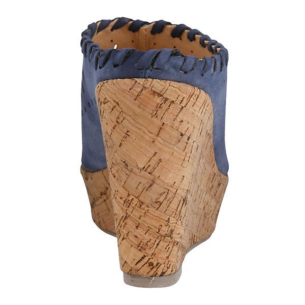 Liva Loop Keilsabot Keilsandaletten beliebte dunkelblau  Gute Qualität beliebte Keilsandaletten Schuhe 85c8b6