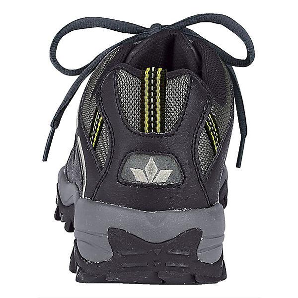 LICO, Trekking-Schnürschuh Trekking-Schnürschuh LICO, Trekkingschuhe, grau   7f918d