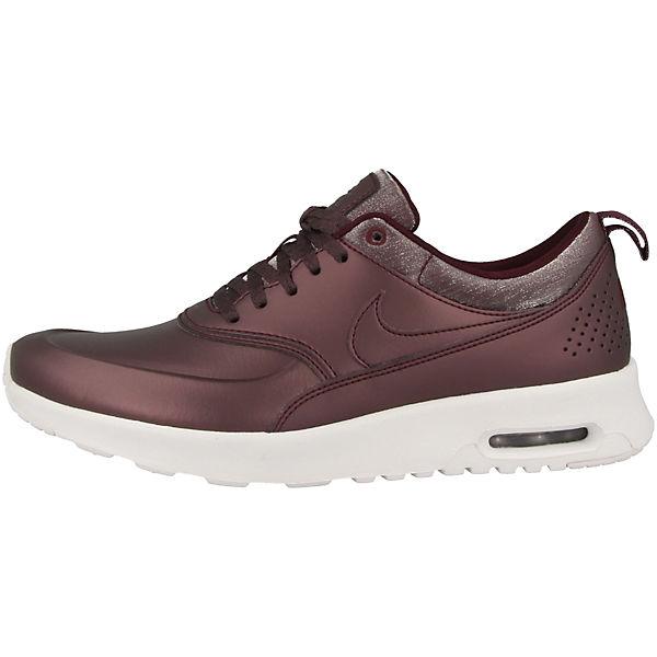 Nike Sportswear Air Max Thea Premium Women Sneakers Low rot  Gute Qualität beliebte Schuhe