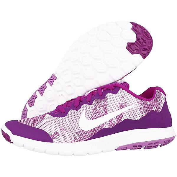 Nike Performance, Flex Experience lila RN 4 Premium Laufschuhe, lila Experience  Gute Qualität beliebte Schuhe 3ae563