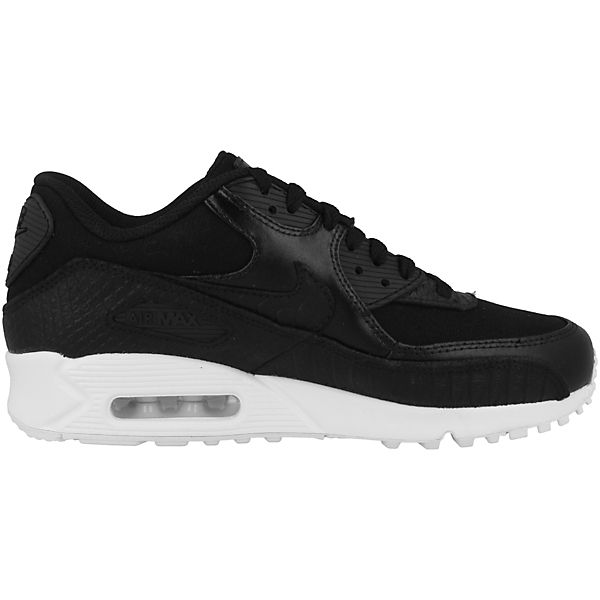 Nike Low Air Performance Premium 90 Sneakers Max schwarz qrq4Y
