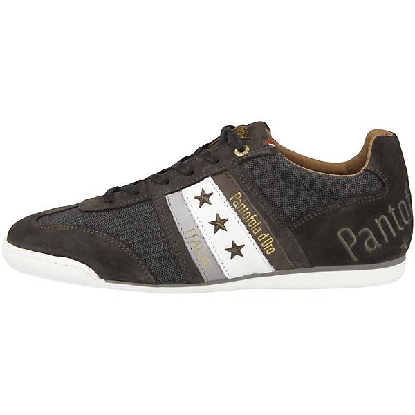 Pantofola d'Oro Imola Canvas Uomo  Sneakers Low braun Schuhe  Gute Qualität beliebte Schuhe braun d32f74
