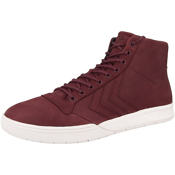 rot High Hml Sneakers Stadil hummel SwIq7H10