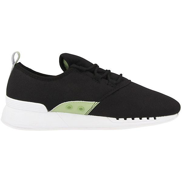 Low schwarz Sneakers Perfo Moc Lau DJINN´S IwXxqzaq