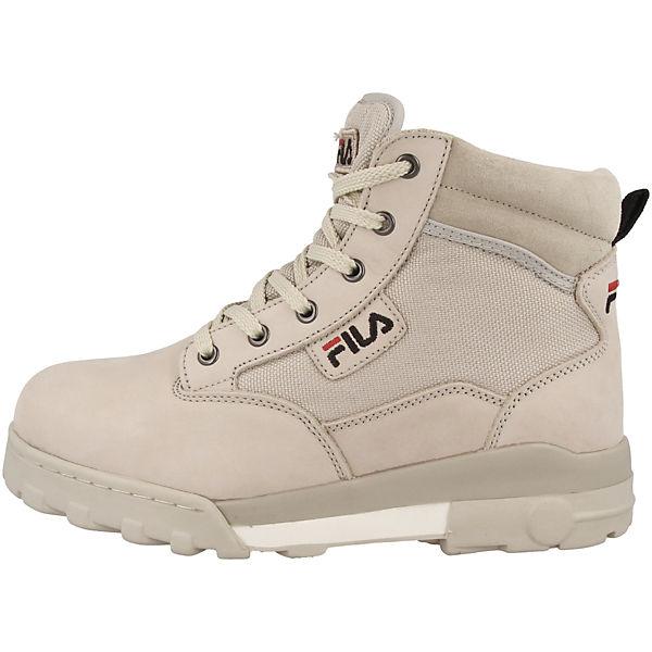 FILA Grunge Mid Schnürstiefel grau  Gute Qualität beliebte Schuhe