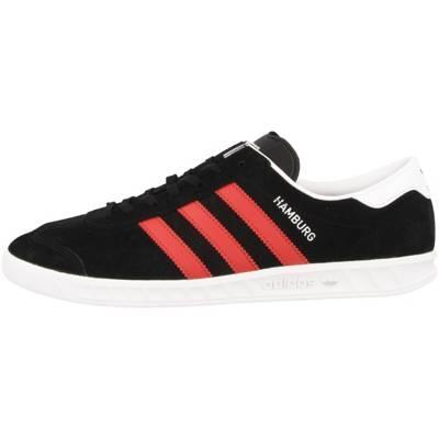 Adidas Originals, Hamburgo zapatilla bajas, schwarz mirapodo