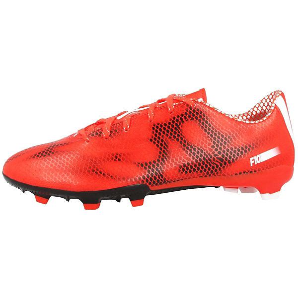 adidas Fußballschuhe FG F10 Performance rot r4qWrCp7
