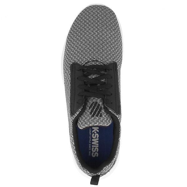 K-SWISS, Sneakers Aeronaut Sneakers K-SWISS, Niedrig, grau  Gute Qualität beliebte Schuhe 9896ab
