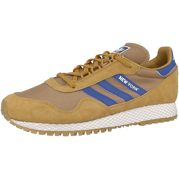 adidas Sneakers New Originals Low braun York 00TYq
