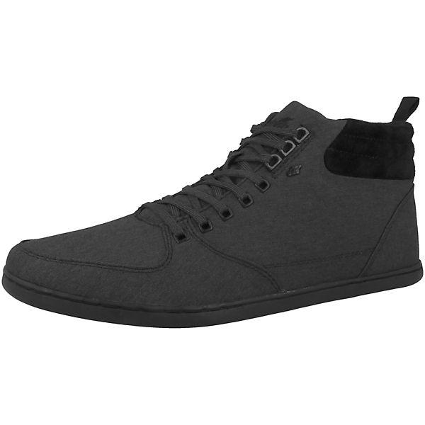 High Sneakers Tone 2 Boxfresh® Nylon schwarz Eplett SH qxPOKw4B