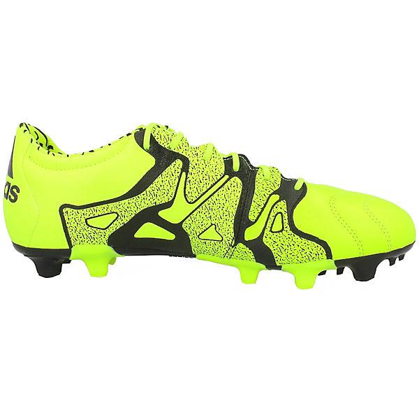 X15 Performance Fußballschuhe 2 adidas AG FG gelb pPa5nq