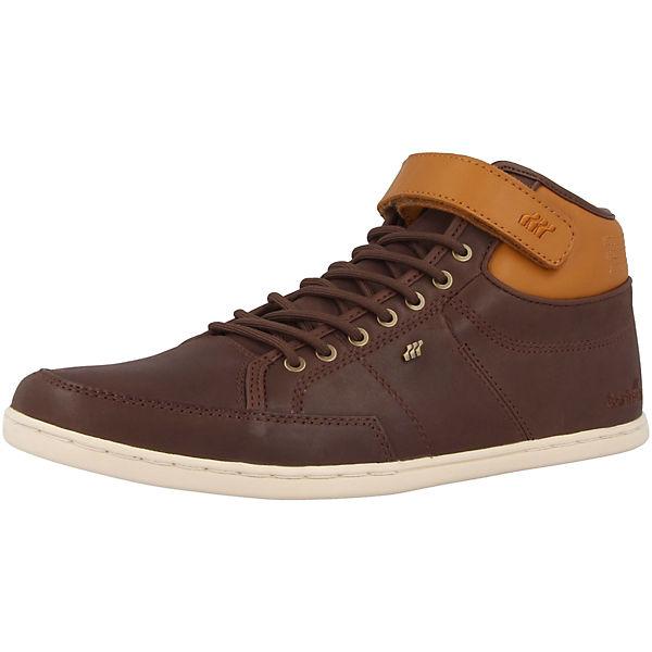 braun Boxfresh® Sneakers SH Swich Prem Leather High qwYfBqR