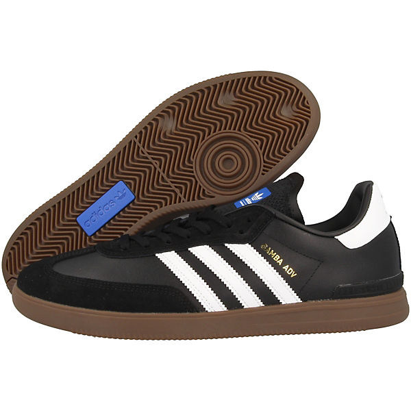 ADV schwarz Sneakers Samba Low Originals adidas Xx7wEHzx