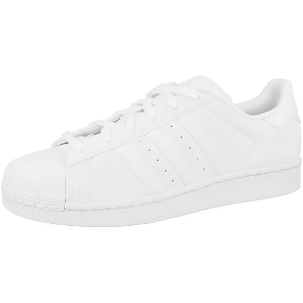 adidas Superstar Low Sneakers weiß Originals wqrrxFRXY