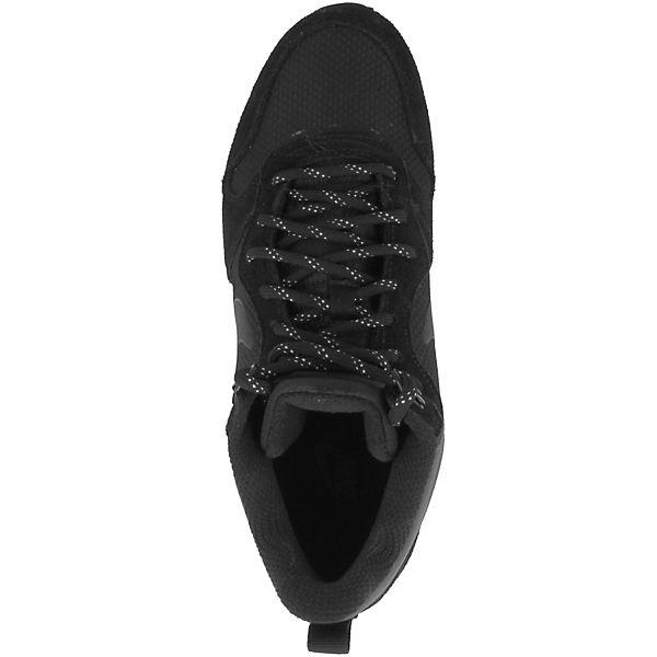 Nike Sportswear, MD Runner 2 Mid Premium Premium Premium Sneakers High, schwarz   dc938d