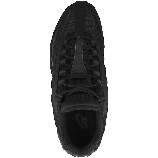 Nike Sportswear, Air Max  95 Sneakers Low, schwarz  Max  daea0e