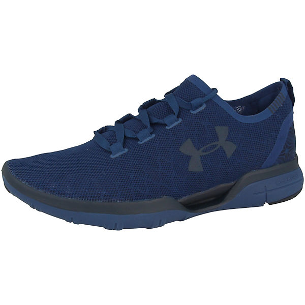 Low Armour Charged Under Run blau CoolSwitch Sneakers gHzxXvqw