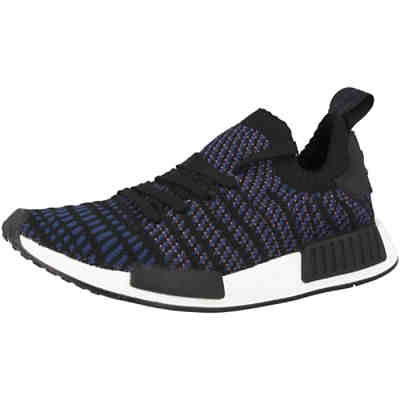 NMD_R1 STLT Primeknit Sneakers Low