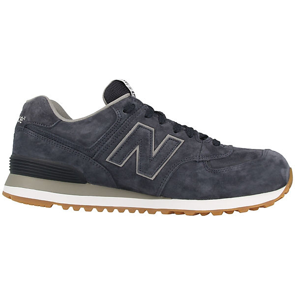 Low Sneakers 574 blau balance ML new HxwqnRCAvI