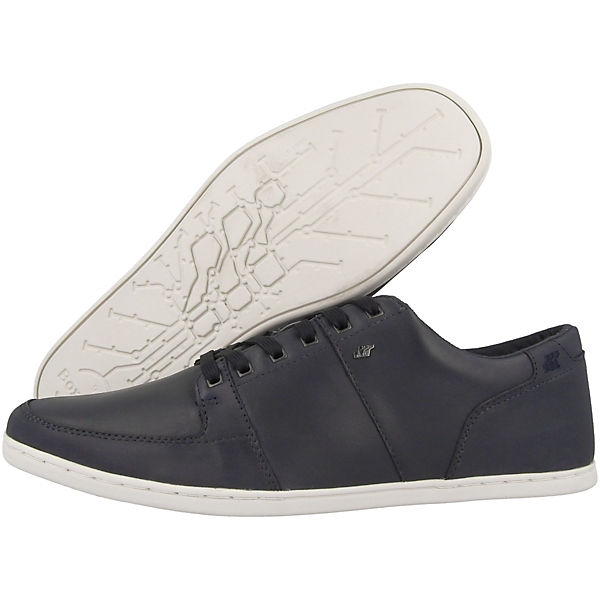 Low Spencer Sneakers ICN blau Boxfresh® qxawtWd