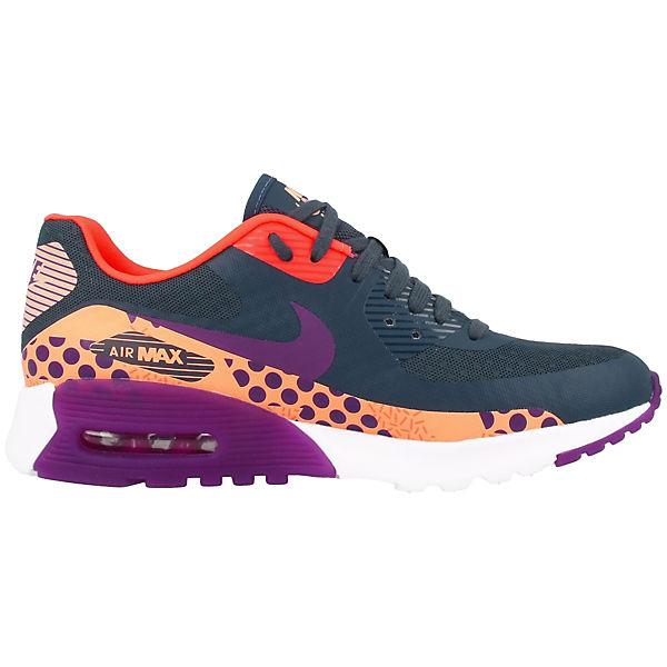 blau Sportswear Print Ultra BR Air Low 90 Sneakers Nike Max RdzwRa