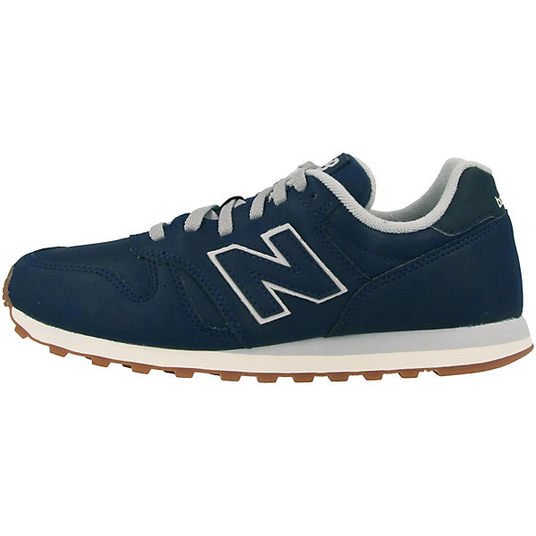 Low Sneakers balance 373 new blau ML 6ZpUx4