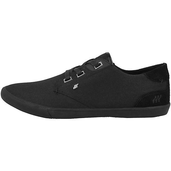 Boxfresh®, Stern SM Turnschuhes Niedrig, schwarz Gute Qualität beliebte Schuhe