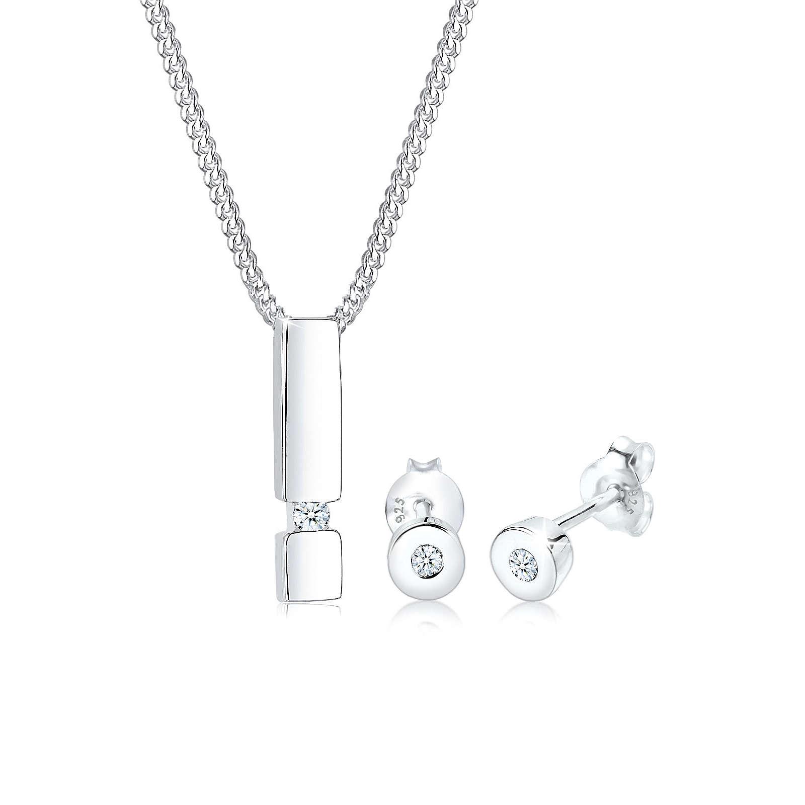 Diamore Halskette silber Damen Gr. one size