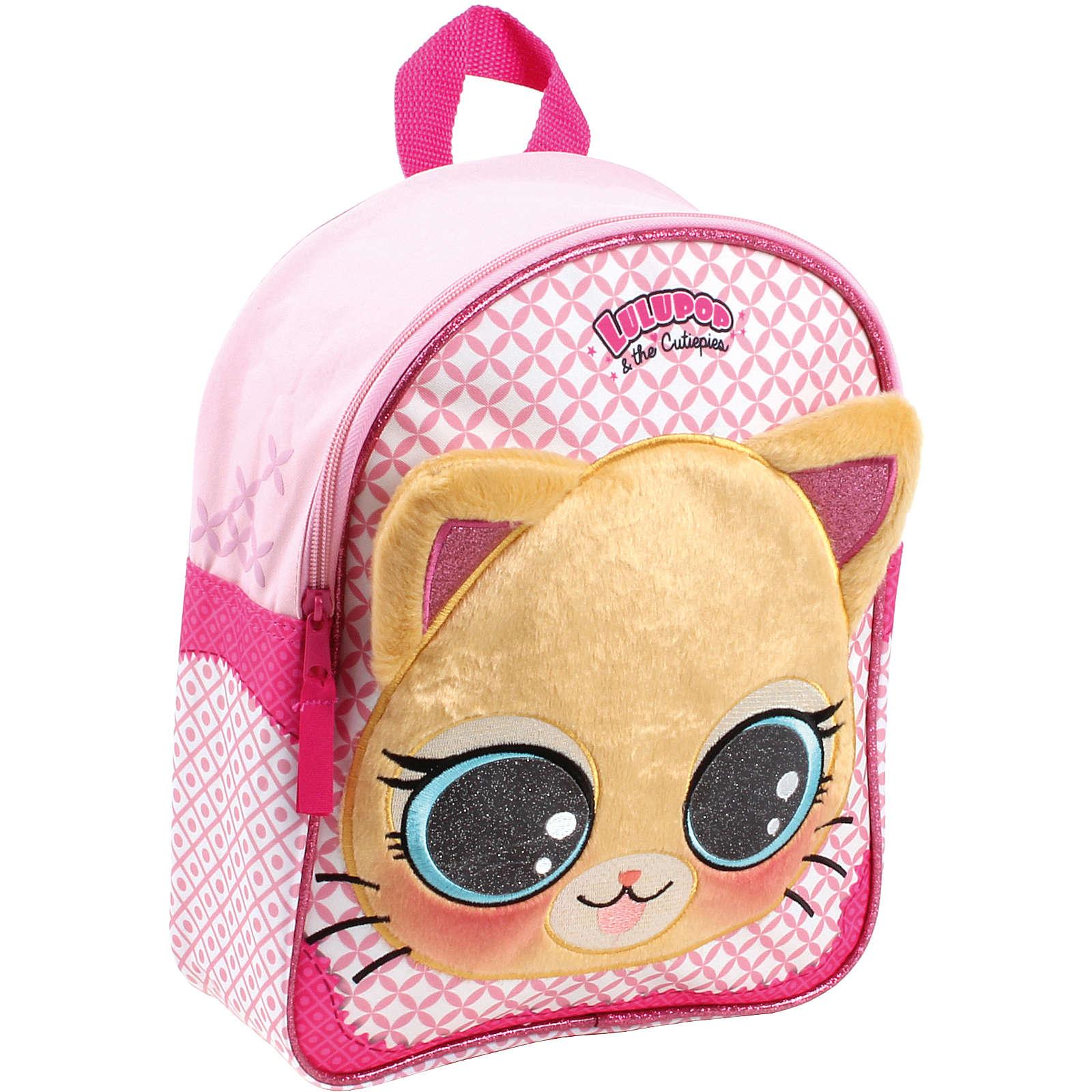 VADOBAG Lulupop Kinderrucksack Katze Mädchen
