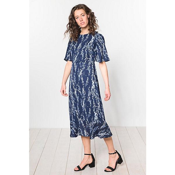 blau Kleid pieces pieces Kleid blau pieces p47g7xd