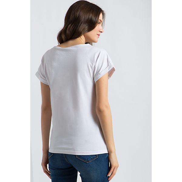 weiß Shirt Finn Flare T Flare T Finn XwaSOY8xq